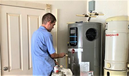 water heater installation fort myers, fl