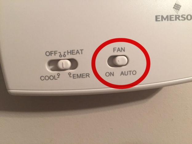 On Vs Auto Thermostat Edited