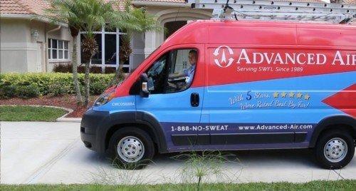 Advanced Air Van